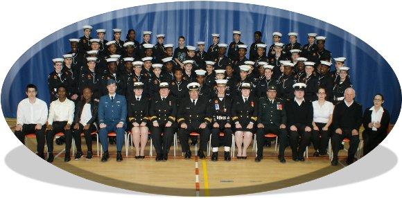 CCMRC 240 Amiral Le Gardeur - Équipage 2015-2016